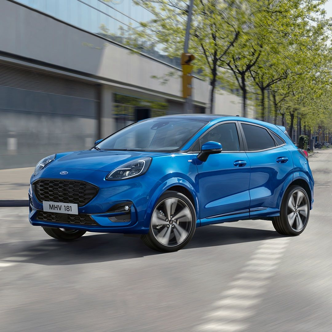 All-New Ford Puma available December 2019